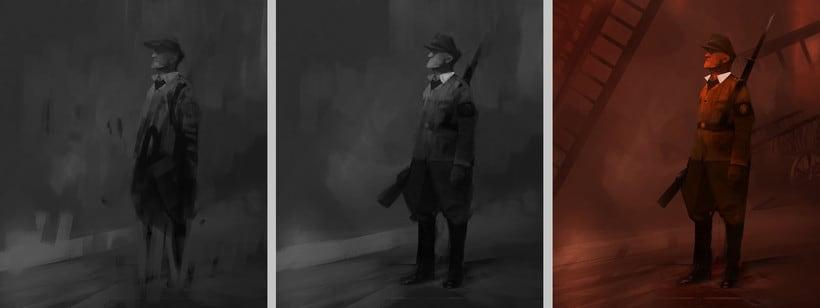 Creación personaje_soldado -1
