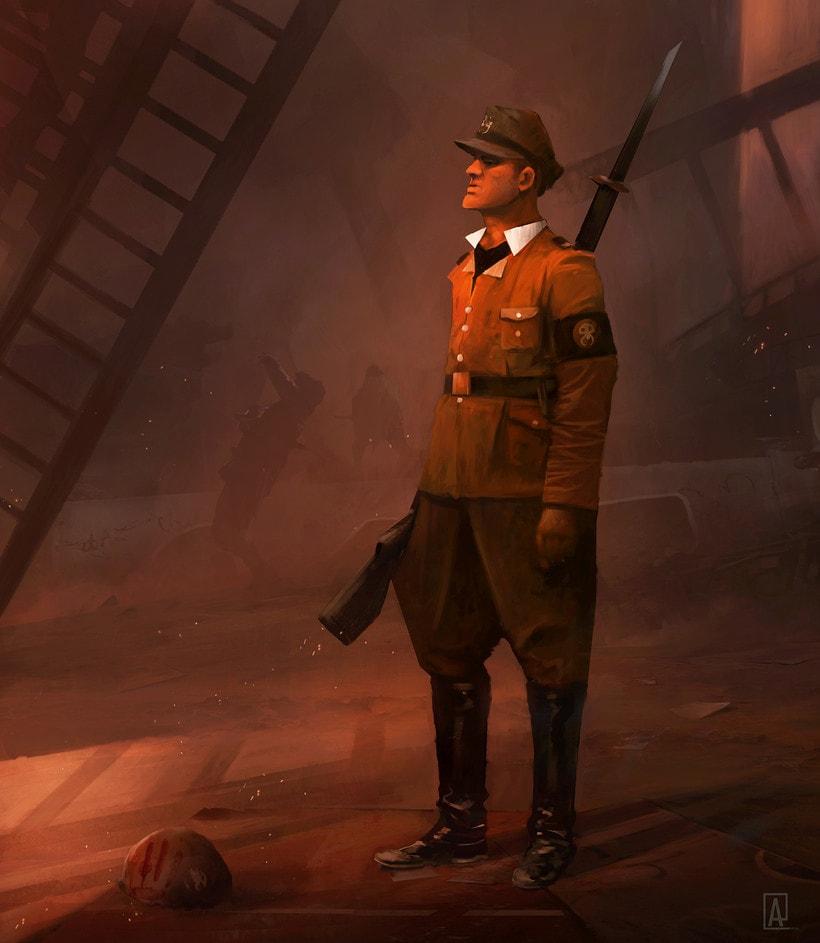 Creación personaje_soldado 1