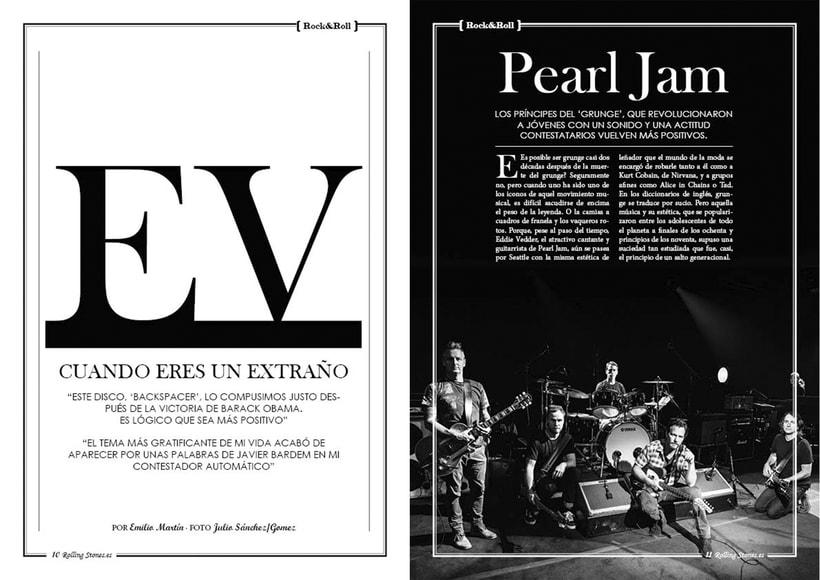 Sección Revista Rolling Stones (Ficticio)  6