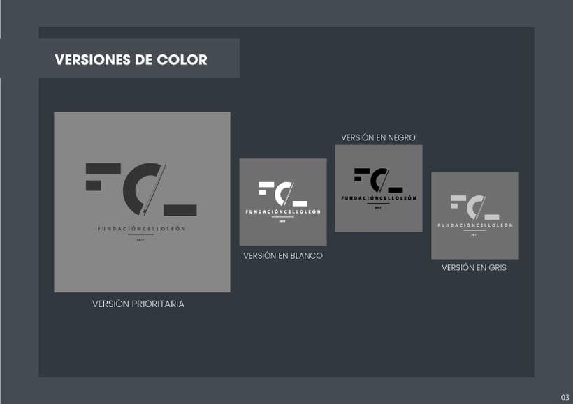 Branding Fundación CelloLeón 2