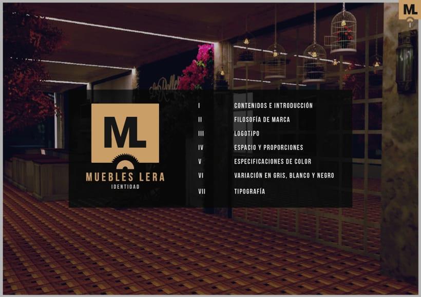 Branding Muebles Lera 1