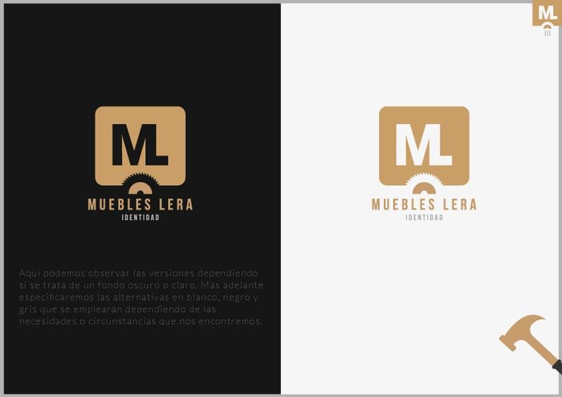 Branding Muebles Lera 3