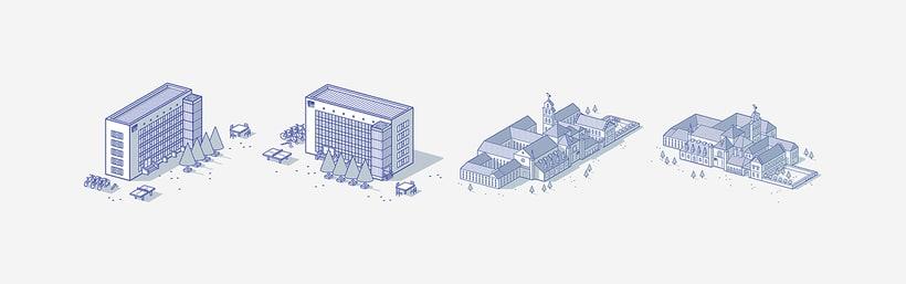 IE University | Estilo de ilustración 2016-17 2