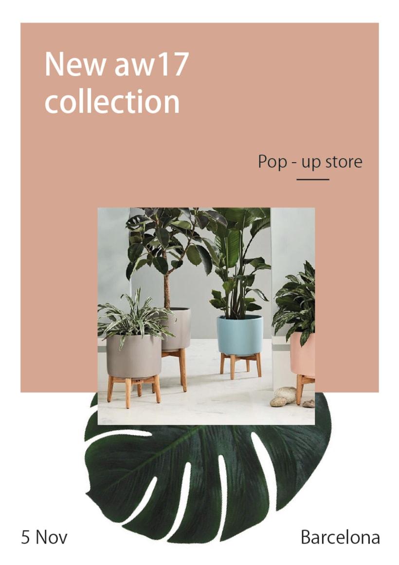 Pop-up store -1