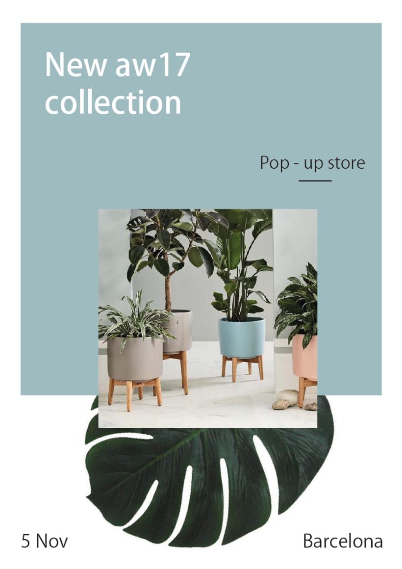 Pop-up store 0