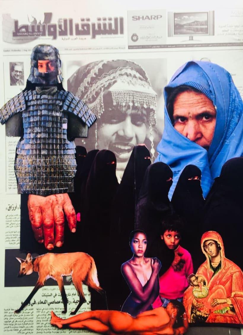 La opresión machista de la mujer islámica. -1