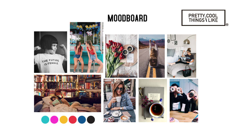 Mi Proyecto para Pretty Cool Things i Like: Lifestyle branding en Instagram -1