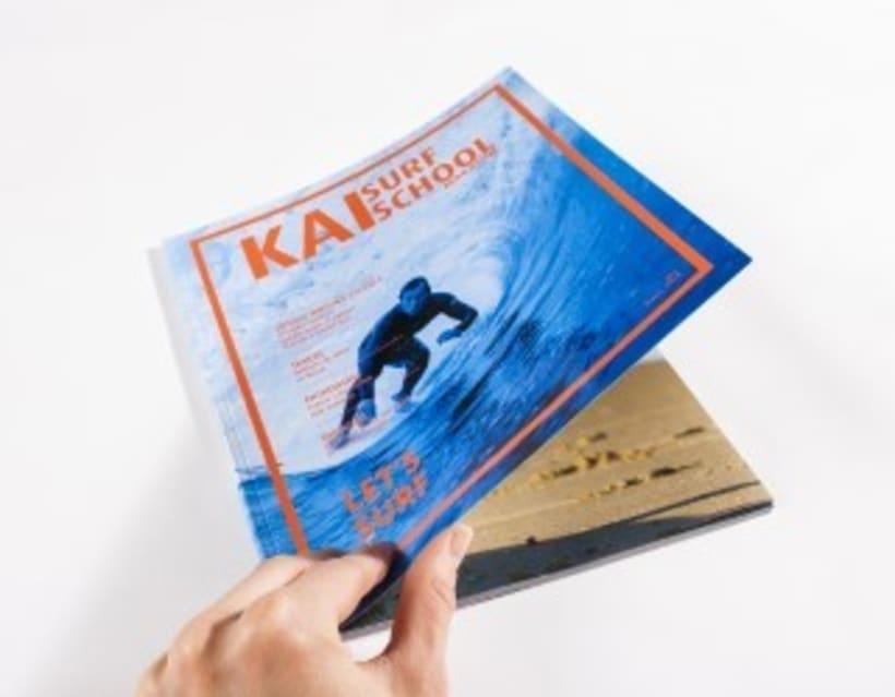 · KAI SURF SCHOOL · MAGAZINE -1