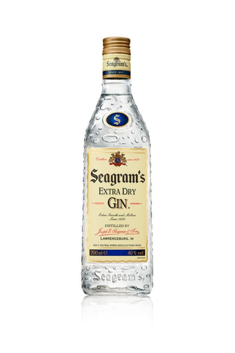 Seagram's -1