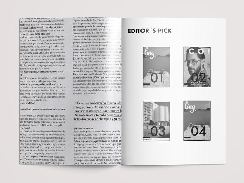 Magazine Intervention 2