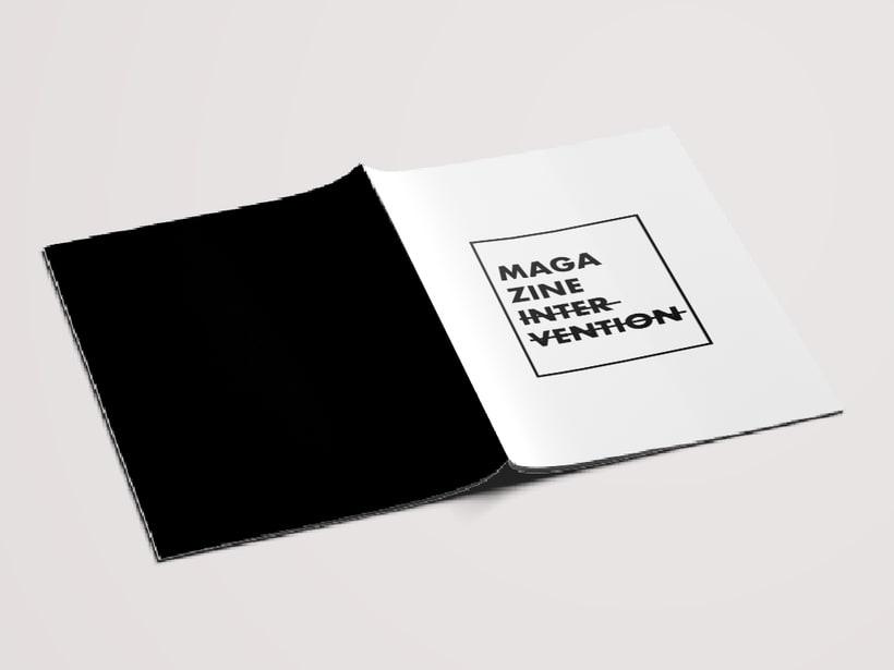 Magazine Intervention 11