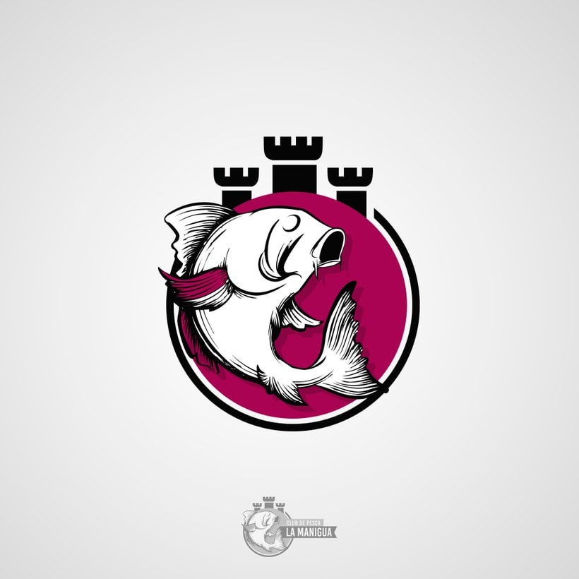 Logotipo Club de Pesca La Manigua -1