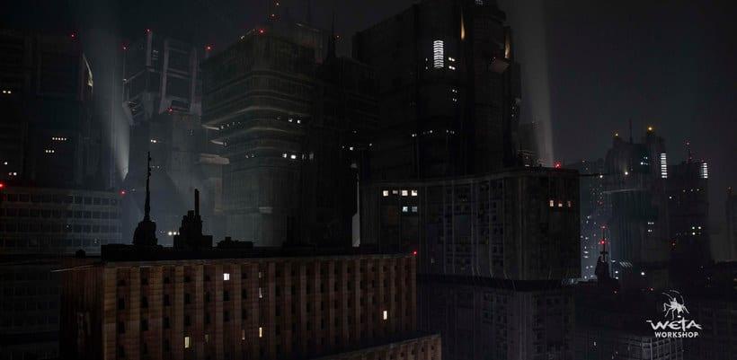 ¿Cómo se creó la ciudad de 'Blade Runner 2049'? 3