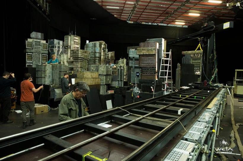 ¿Cómo se creó la ciudad de 'Blade Runner 2049'? 9