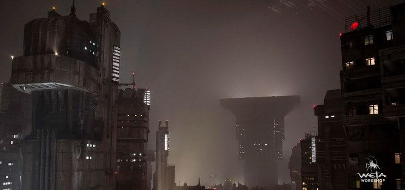 ¿Cómo se creó la ciudad de 'Blade Runner 2049'? 6