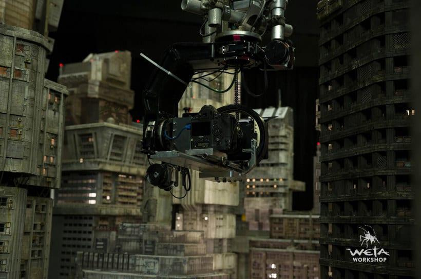 ¿Cómo se creó la ciudad de 'Blade Runner 2049'? 10