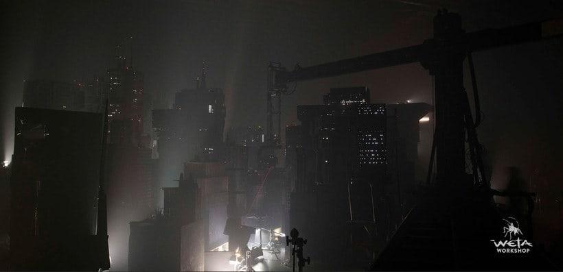 ¿Cómo se creó la ciudad de 'Blade Runner 2049'? 13