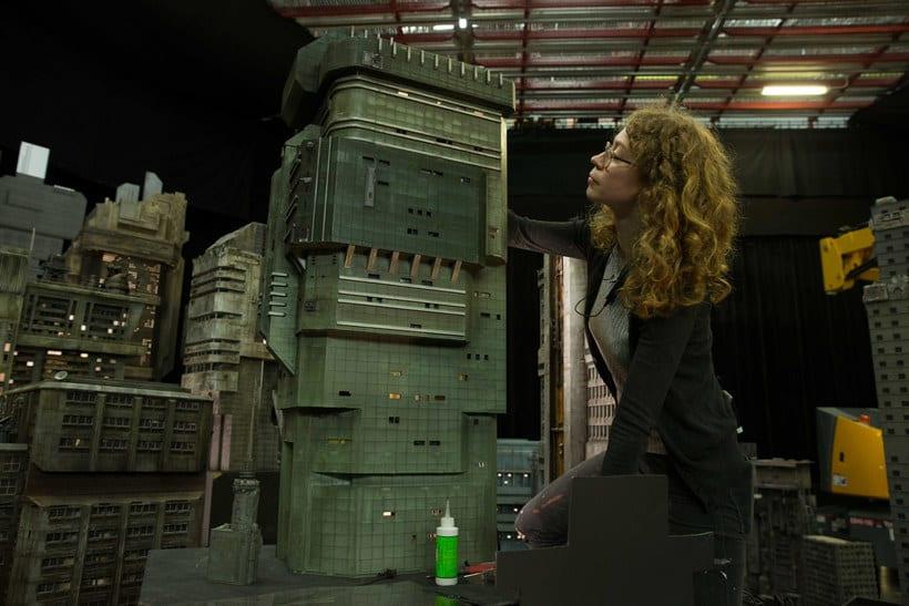 ¿Cómo se creó la ciudad de 'Blade Runner 2049'? 7