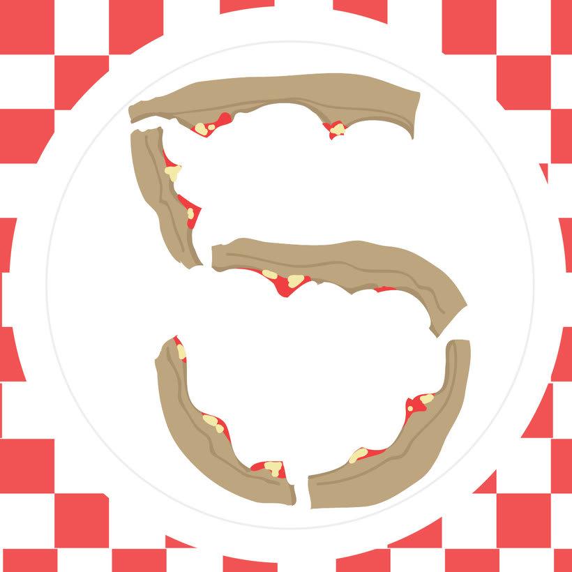 36 Days Of Type #04 - Alfabeto numérico 4