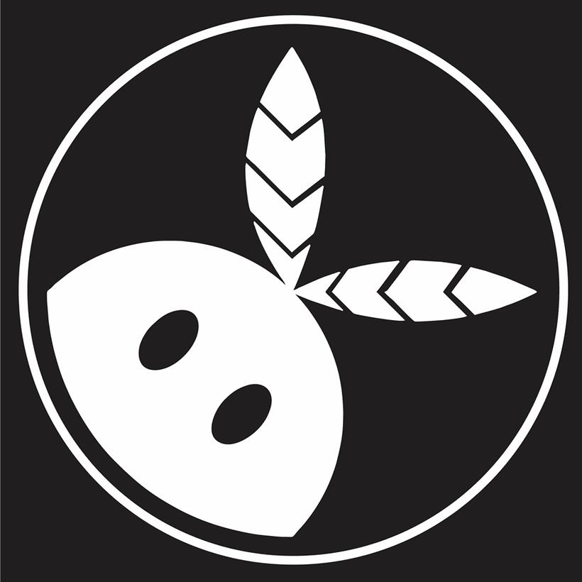 Bosquejo del logotipo de mi página Karegarou (K) -1