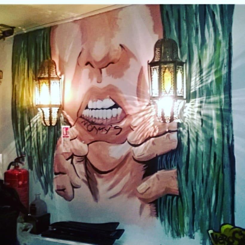 Walls - commissions 1