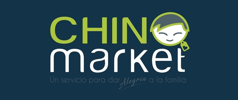 CHINO MARKET / Imagotipo / Name -1