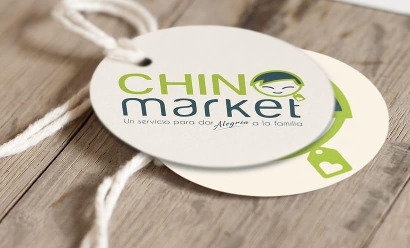 CHINO MARKET / Imagotipo / Name 3