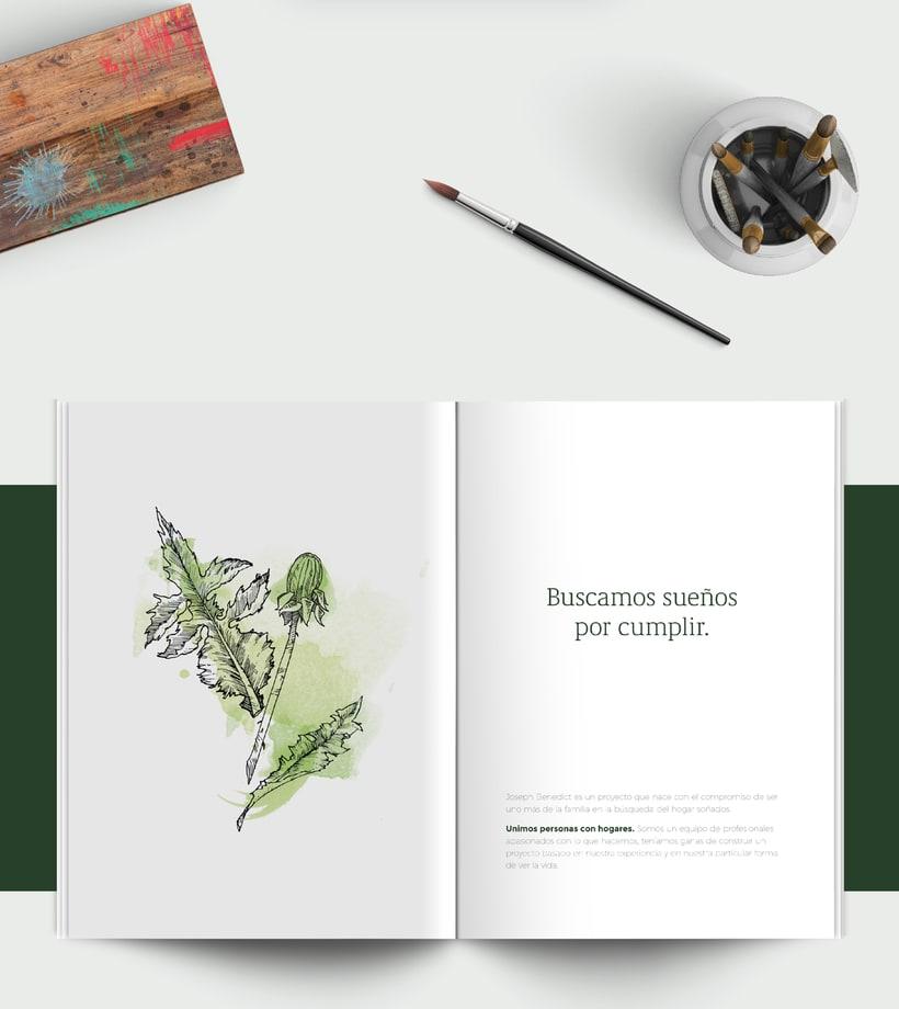 Ilustraciones para Joseph Benedict 3