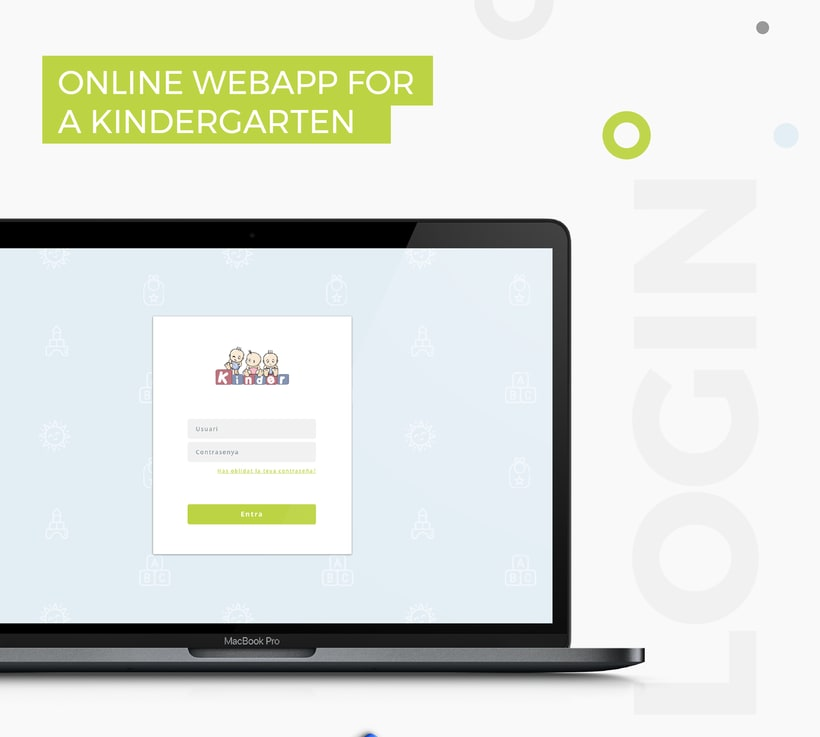 Kinder Webapp 0
