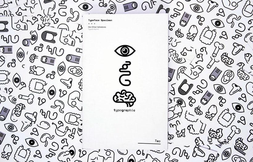 TypoGrAphiC, una tipografía basada en el ADN 10