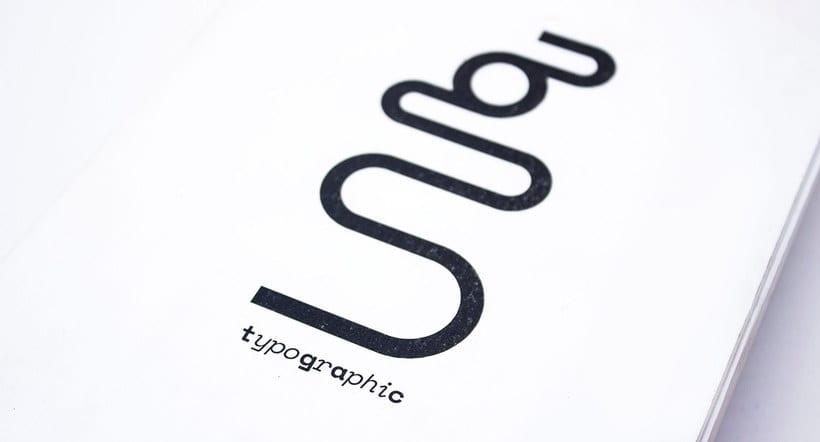 TypoGrAphiC, una tipografía basada en el ADN 11
