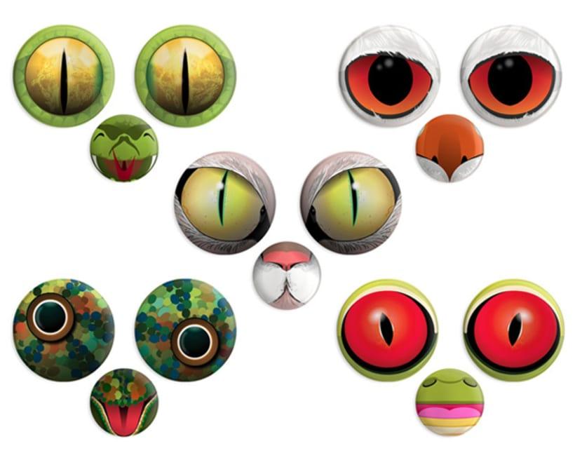 Diseños de chapas e imanes para BARBAMIGOS 0