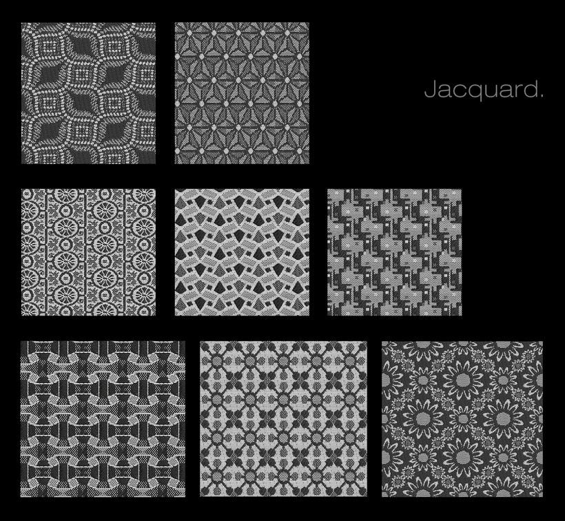 Jacquard. 36