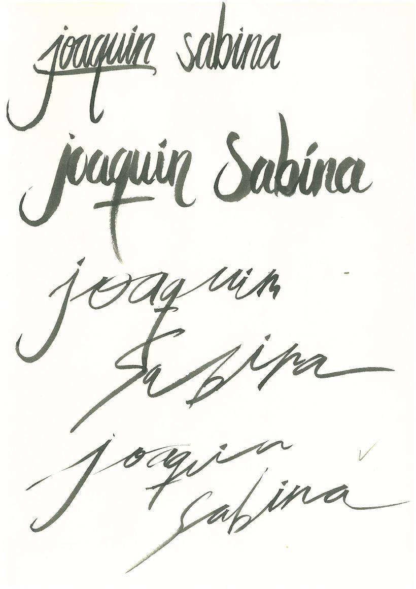 Portada del Disco 'SABINA' 2