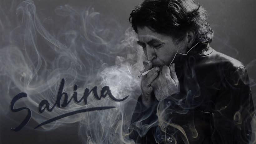 Portada del Disco 'SABINA' 4