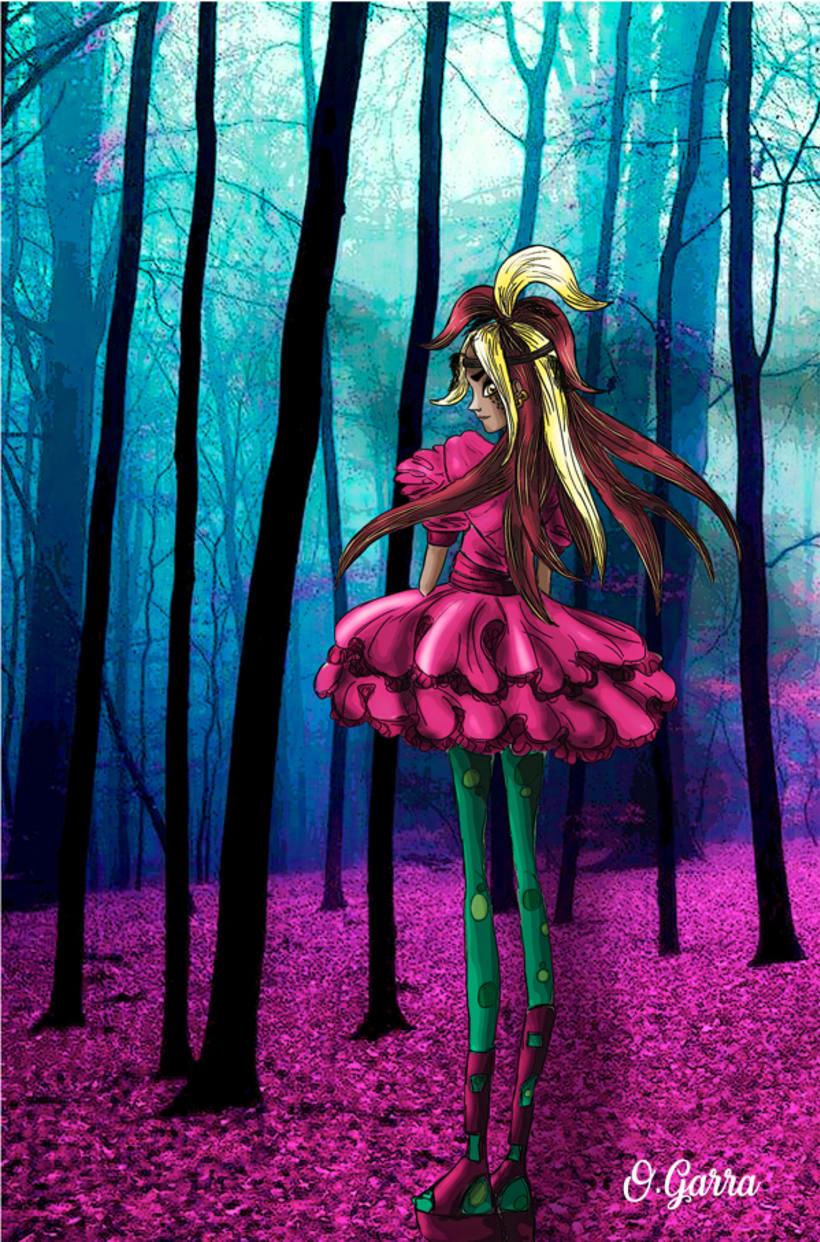 El Alma del Bosque -1