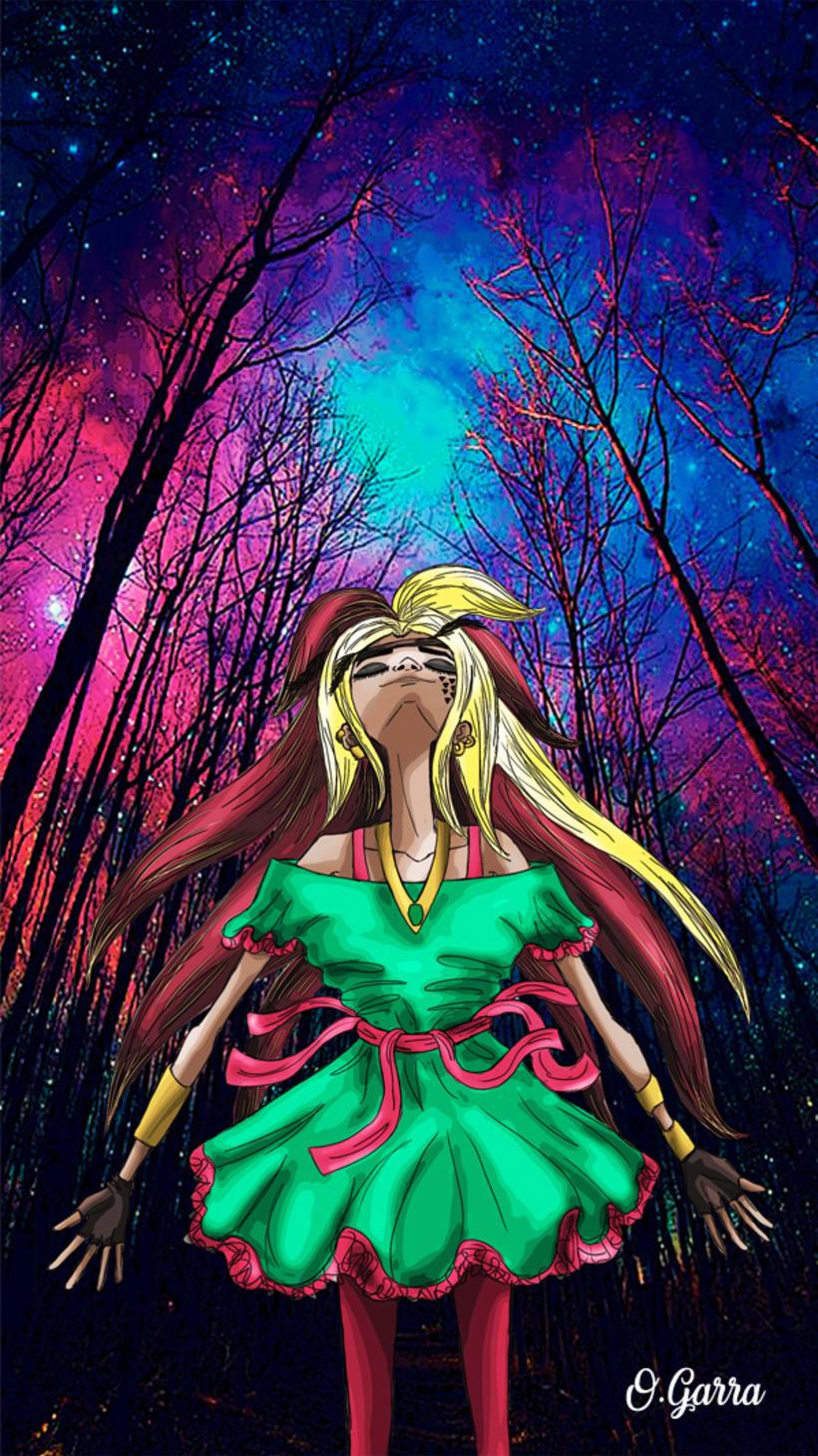 El Alma del Bosque 0