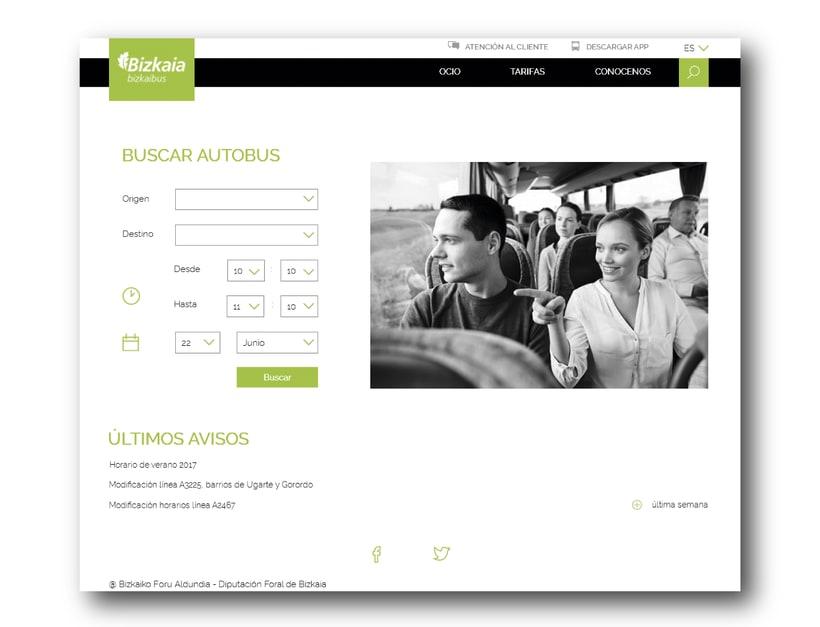 Bizkaibus web 1