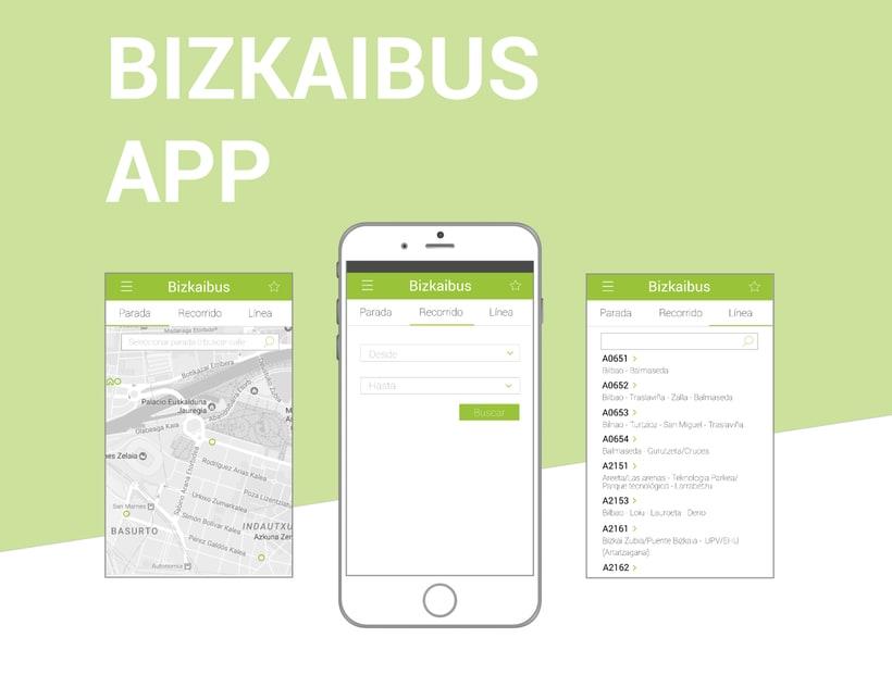 Bizkaibus app 0