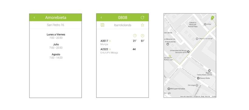 Bizkaibus app 1
