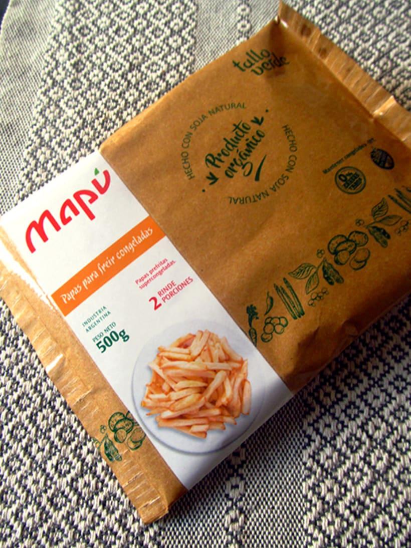 Mapú | Branding y Packaging 2