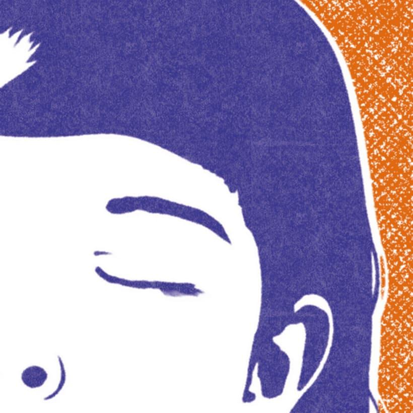 Ilustración Amélie Poulain 4