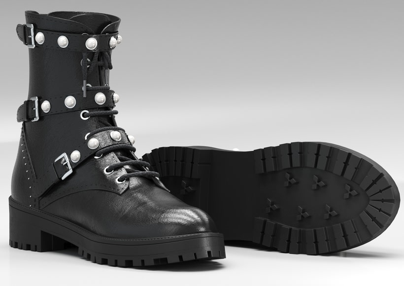 Zara boots -1