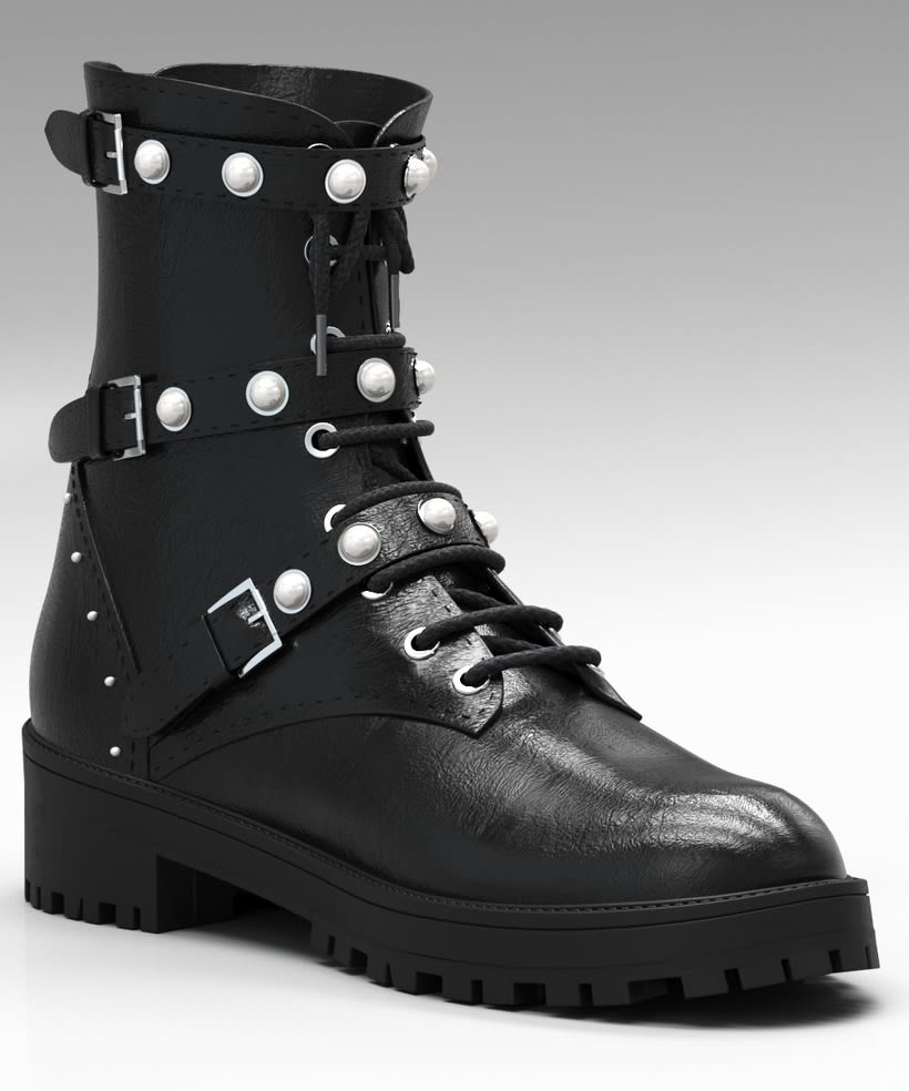 Zara boots 0