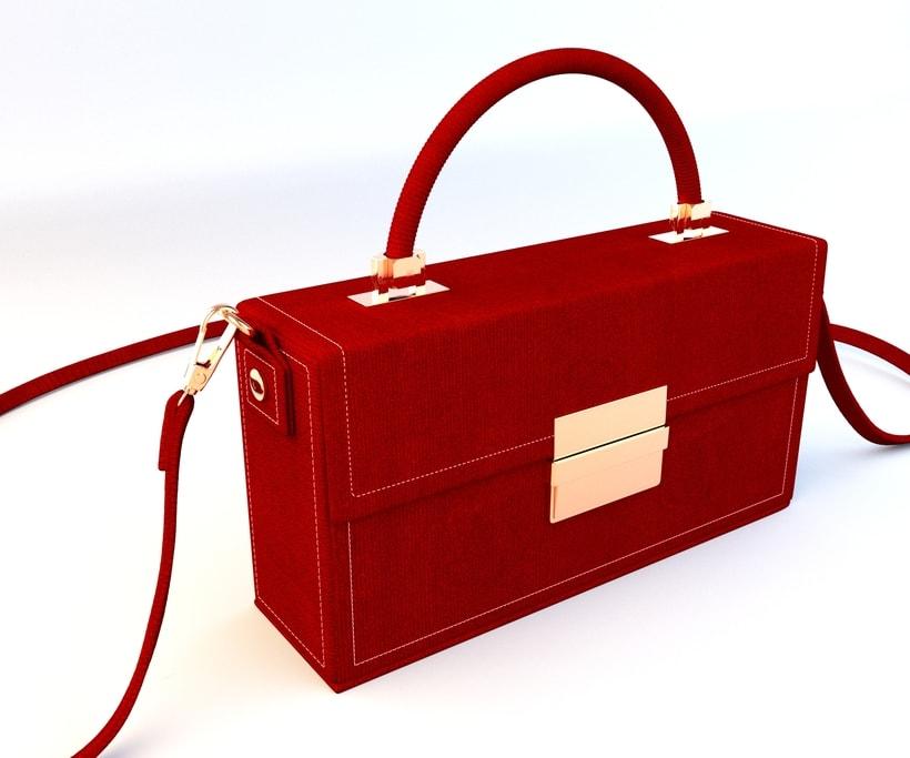 Zara handbag -1