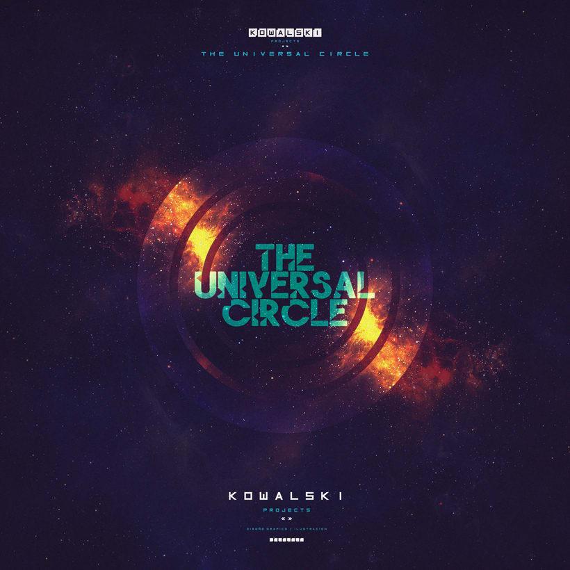 THE UNIVERSAL CIRCLE -1