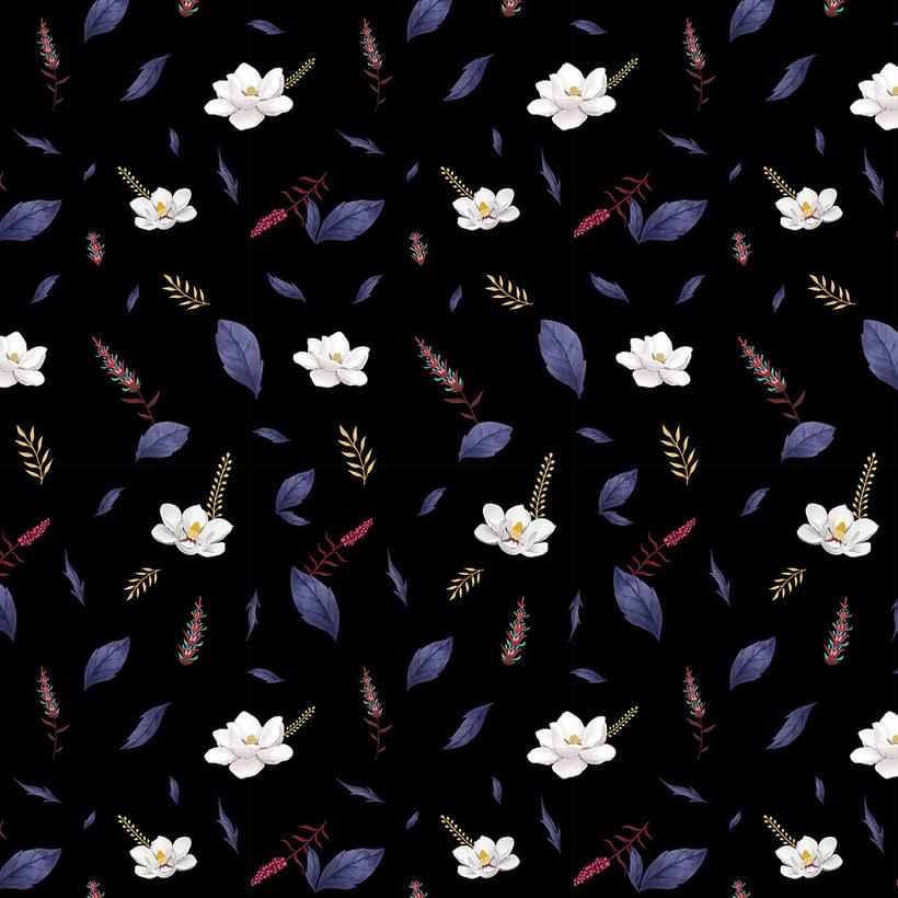 Floral Patterns -1