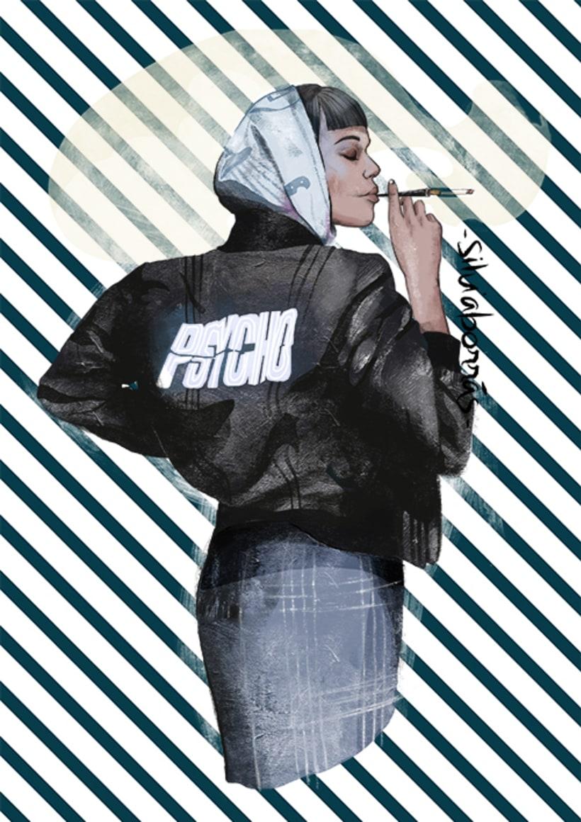 Fashion Illustration II 1