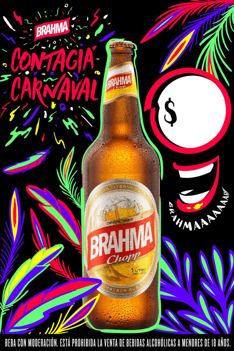 Brahma - Contagiá Carnaval -1