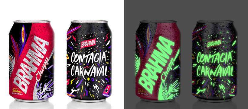 Brahma - Contagiá Carnaval 2